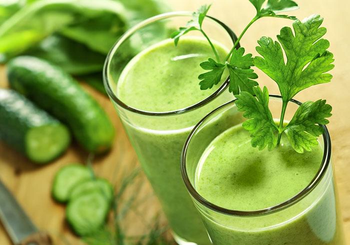 Green Juice health benefits