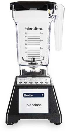 Blendtec Square Glass Blender