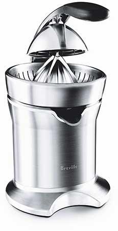 Breville Stainless Steel Orange Juicer