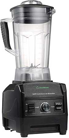 Cleanblend Commercial Ice blender