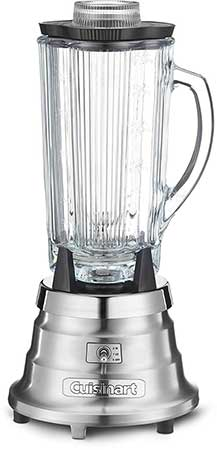 Cuisnart Steel and Glass Blender