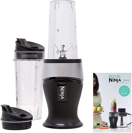 Ninja Personal Blender Plus Cookbook