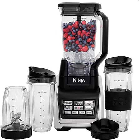 Nutri Ninja 1200 Watt Ice Blender