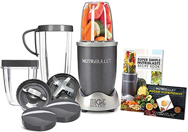 Nutribullet 12 piece Personal Blender Set