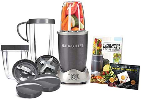Nutribullet Protein Blender With Accessories