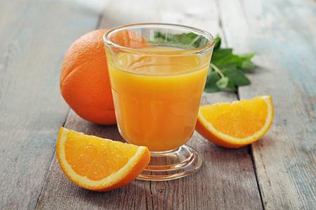Orange Juice Freshly Pressed