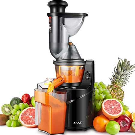 Aicok Vertical Masticating Juicer