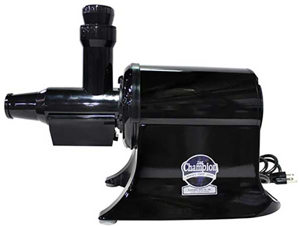 Champion Heavy Duty Masticating Juicer