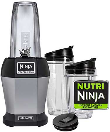 Nutri Ninja Personal Green Smoothie Blender