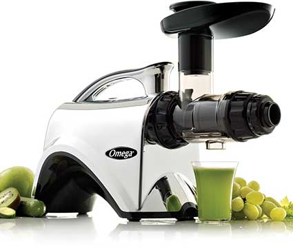 Omega NC900HDC Juicer Extractor and Nutrition Center