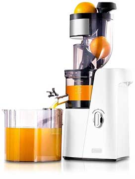 SKG A10 Cold Press Slow Masticating Juicer Extractor
