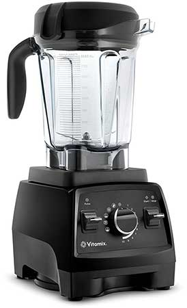 Vitamix Pro 750 Ready To Make A Green Smoothie