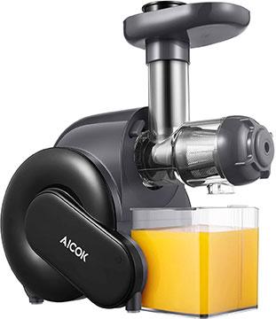 Aicok Slow Juicer For Ginger Shots
