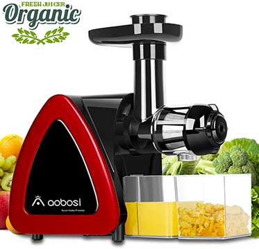 Aobosi Ginger Shot Juicer