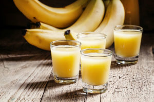Banana Juice Shots
