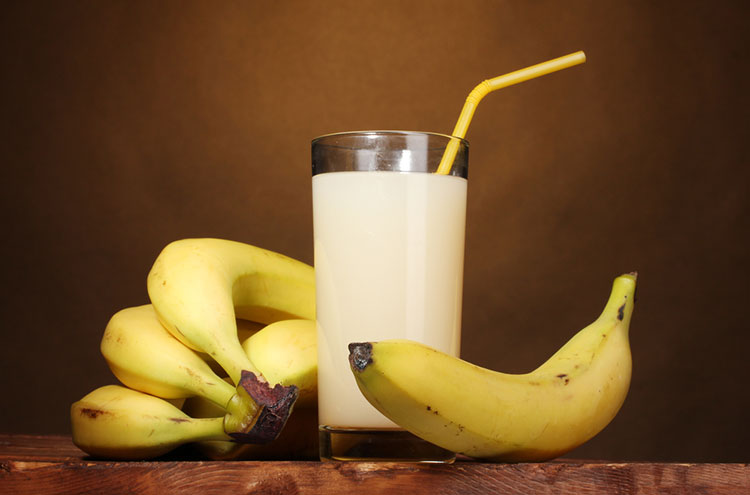 Bananas And A Smoothie