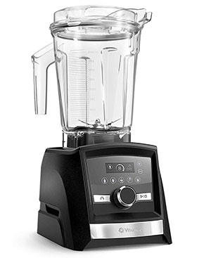 Black Vitamix A3500 Smoothie Blender