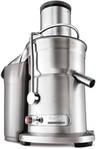 Breville Metal Juice Fountain Elite