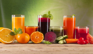 Different Types Of Fresh Juice