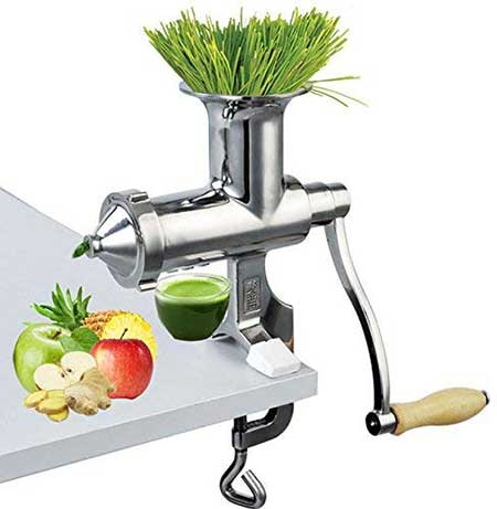Happybuy Wheatgrass Extractor
