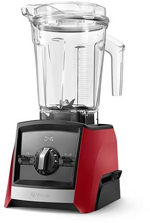 Red Vitamix A2500 Ascent