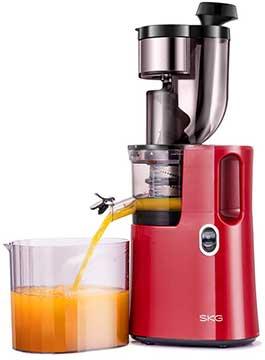 SKG Q8 Slow Masticating Juicer