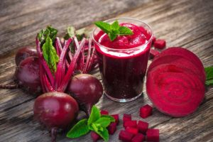 Beetroot Juice For Energy