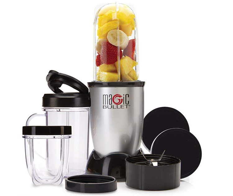 Magic Bullet Plus Accessories