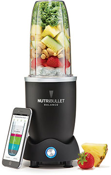 Nutribullet Blanace With Phone