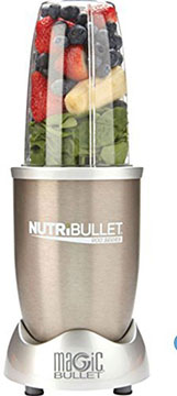 Nutribullet Pro 900 In Chrome