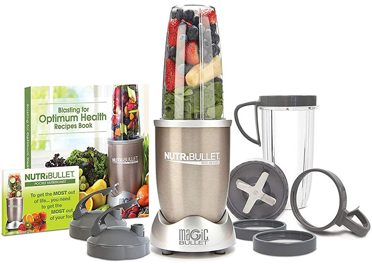 Nutribullet Pro 900 Plus Accessories