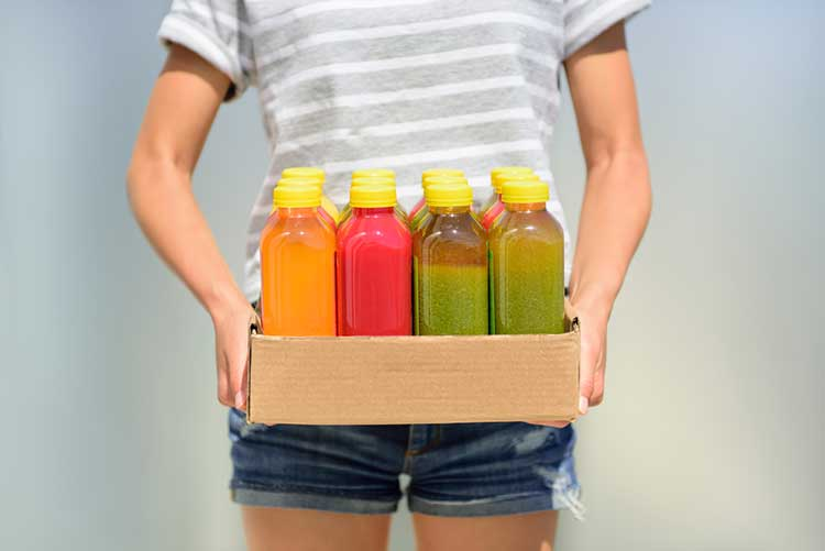 Juice Delivered Online For Juice Cleanse