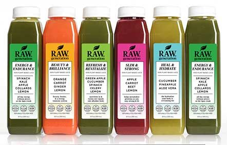 Raw Generation Weight Loss Cleanse