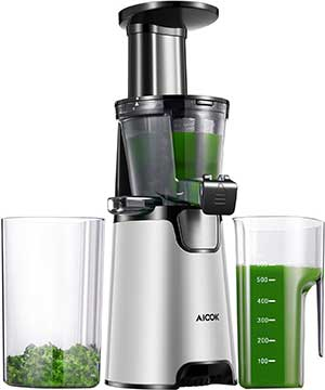 Aicok High nutrition Vertical Juicer