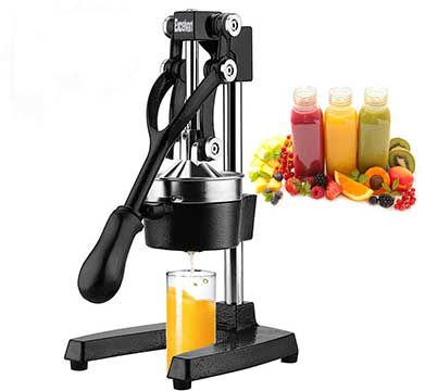Excelvan Hand Press Juicer