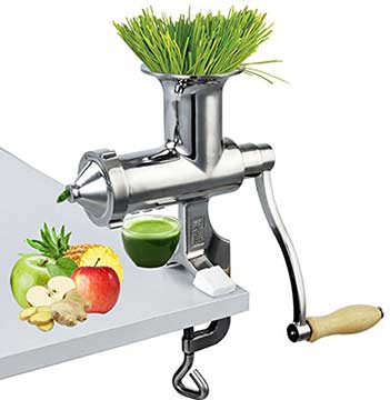 Happy Buy Manual Crank Juicer