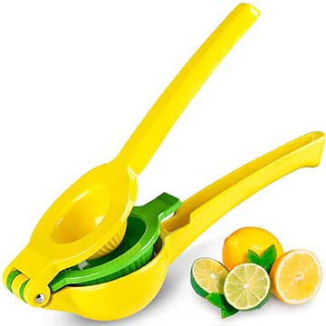 Lemon and Lime Manual Juicer
