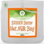 Ellie's best pro nut milk bag for juicing