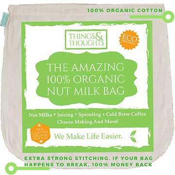 Organic Celery Juice Strainer