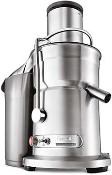 Breville 800JEXL Juice Fountan Elite 1000 Watt Juice Extractor