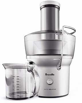 BrevilleBJE200XL Juice Fountain Compact Juicer