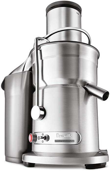 Breville 800JEXL Juice Fountain Elite 1000 Watt Juice Extractor