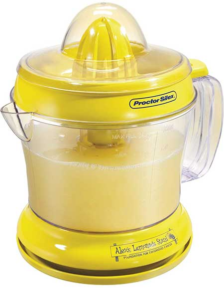 Proctor-SilexAlex's Lemonade Stand Citrus Juicer Machine and Squeezer
