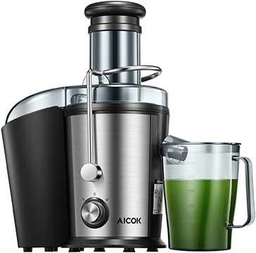 AICOK Juicer Extractor High Speed Juicer