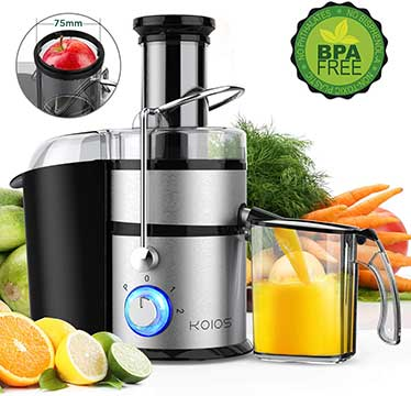 KOIOS Centrifugal Juicer Machines