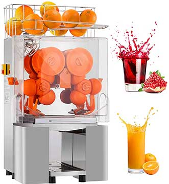SUNCOO Commercial Electric Orange juicer