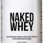 NAKED WHEY 1LB 100% Grass Fed Unflavored