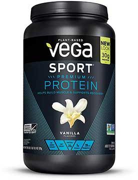 Vega Sport Premium Vanilla Vegan Protein