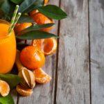 Orange juice for a juice cleanse