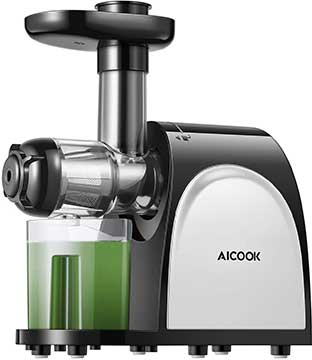 Aicook Slow Masticating Juicer